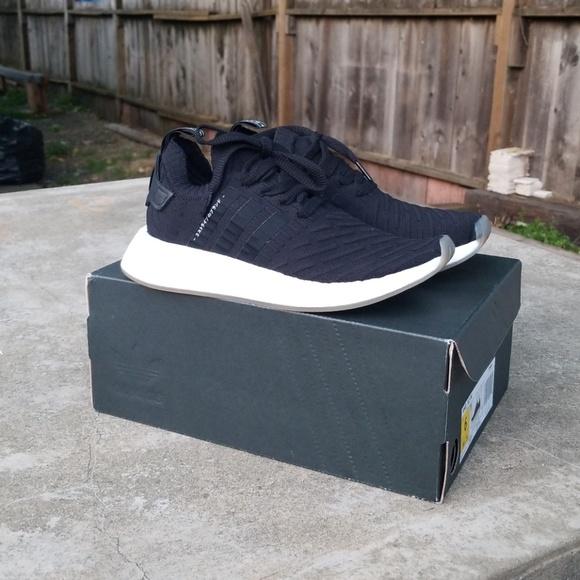 new styles 7fe41 ad04a Adidas Nmd R2 by9696 NWT